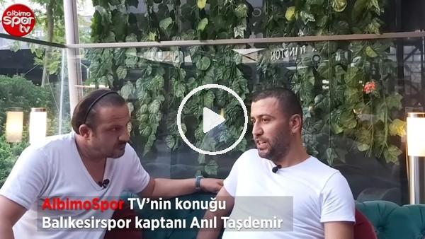 """Anıl Taşdemir'den Albimo Spor TV'ye açıklamalar: """"Önceliğim Balıkesirspor"""""""