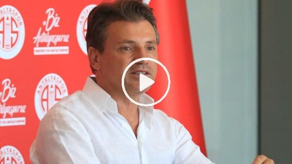 """'Tamer Tuna: """"Nazım Sangare ve Bünyamin için resmi teklif yok"""""""