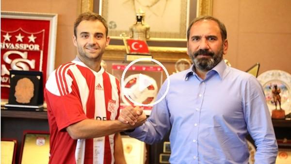 'Sivasspor, Jorge Felix ile 2 yıllık sözleşme imzaladı