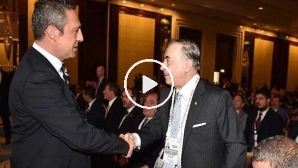 """'Ali Koç'tan Mustafa Cengiz'e cevap! """"Başkan sağlığına kavuşsun şampiyon olmuş kadar sevinirim"""""""