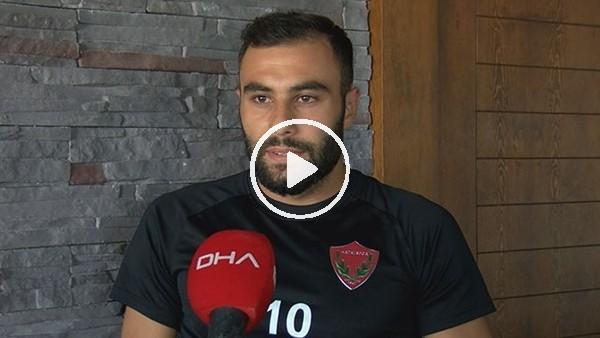 """'Hataysporlu Selim Ilgaz: """"Transferler gelecek, güzel bir sezon olacak"""""""