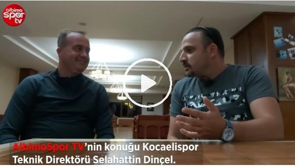 Albimo Spor TV Kocaelispor Kampında | Selahattin Dinçel Ve Burhanettin Baeatimur'dan Açıklamalar