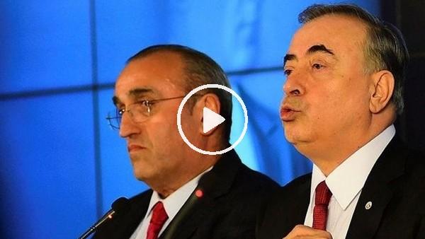 'Abdurrahim Albayrak ve Mustafa Cengiz'den Mert Hakan Yandaş'a olay sözler!