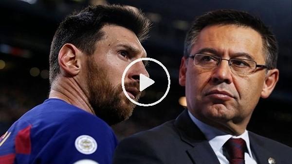 'Barcelona taraftarları Bartomeu'yu istifaya çağırdı