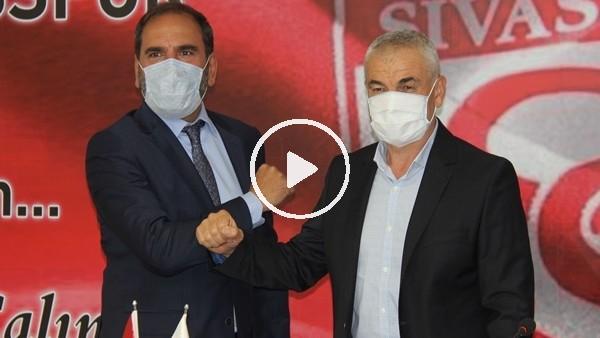 'Sivasspor, Rıza Çalımbay ile sözleşme yeniledi