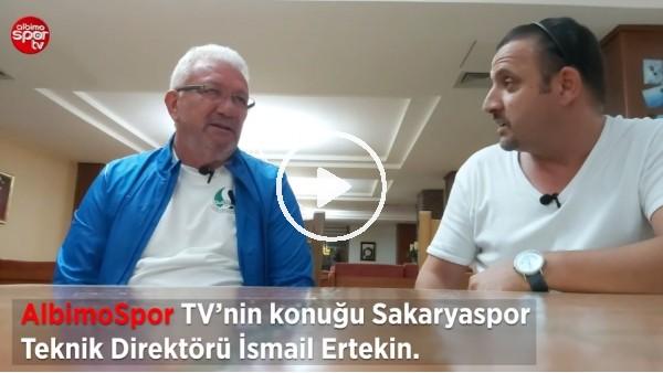 """'Sakaryaspor Teknik Direktörü İsmail Ertekin: '2-3 Mevkiiye Daha Oyuncu Almamız Gerekiyor"""""""