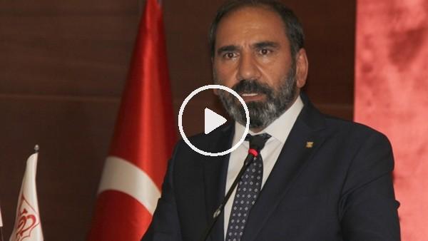 """'Mecnun Otyakmaz: """"Şampiyonluğu bir gün Sivas'a getireceğiz"""""""