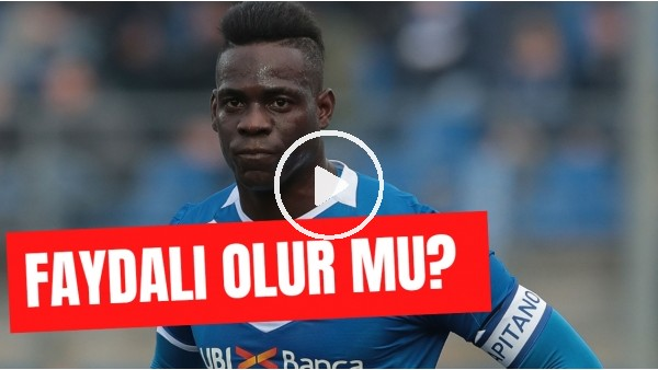 'Balotelli, Beşiktaş'ta Faydalı Olur Mu? İbrahim Yavuz Ve Emre Eren Aktardı