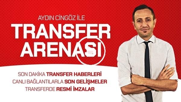 'Transfer Arenası | Sosa Gidiyor Mu? | Welinton Beşiktaş'a Yakın | Galatasaray'da Transfer Gündemi #2