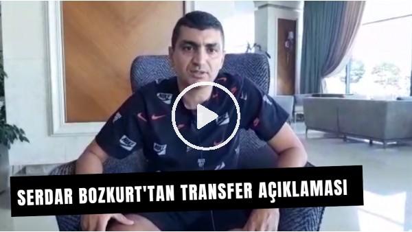 """'Bandırmaspor Teknik  Direktörü Serdar Bozkurt: """"Orta saha ve kanat oyuncusu arıyoruz"""""""
