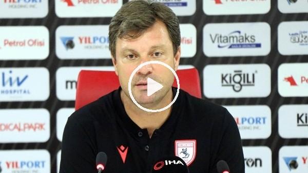 """'Ertuğrul Sağlam: """"Zorlu bir lig öncesinde Trabzon ile oynamak iyi oldu"""""""