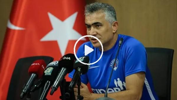 """'Mehmet Altıparmak: """"Harun Tekin ve Deniz Türüç gündemimizde yok"""""""