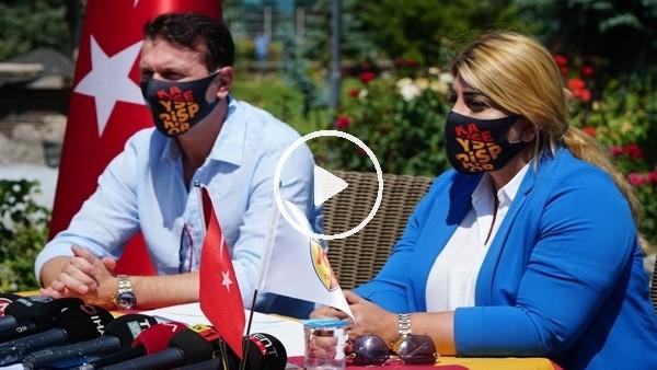 'Kayserispor, Bayram Bektaş ile sözleşme imzaladı