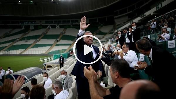'Bursaspor'un yeni Başkanı Erkan Kamat oldu