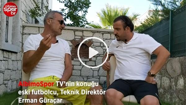 """'Erman Güraçar: """"Beşiktaş'ta oynarken forma değiştirmedim"""""""