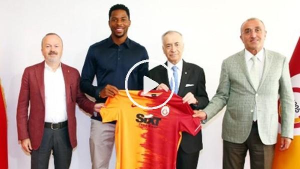 'Galatasaray, Ryan Donk ile yeni sözleşme yeniledi!