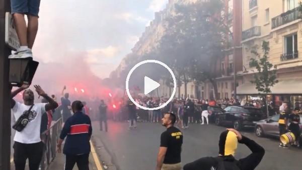'PSG taraftarları finale hazır
