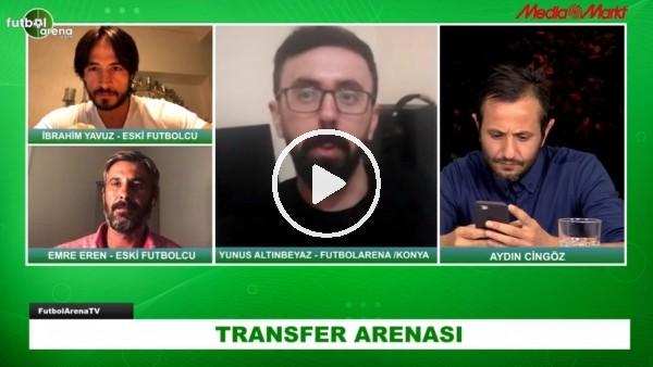 'Konyaspor'da Transfer Çalışmaları Ne Durumda? Yunus Altınbeyaz Aktardı