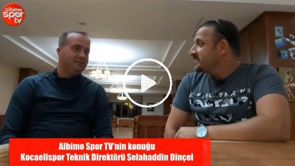 """'Kocaelispor Teknik Direktörü Selahattin Dinçel: """"Kocalispor'u Hedefe Taşıyacak Oyuncuları Alacağız"""""""