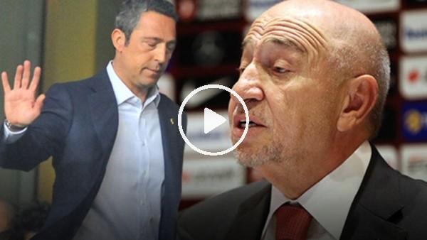 'Ali Koç'tan Nihat Özdemir'e tepki