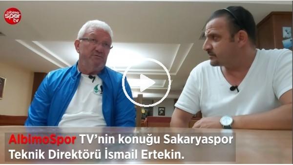 """'Sakaryaspor Teknik Direktörü İsmail Ertekin: """"Sakaryaspor Taraftarı İşini Biliyor"""""""
