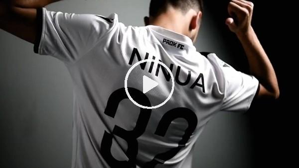 'PAOK, Niku Ninua'yı transfer etti