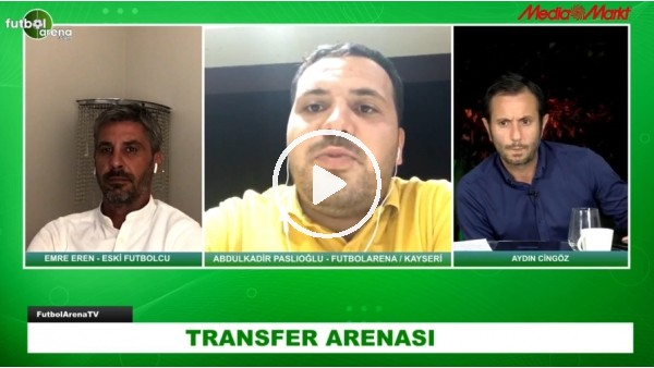 'Kayserispor Transferde Gaza Bastı | Abdulkadir Paslıoğlu Son Gelişmeleri Aktardı