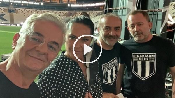 'Sergen Yalçın'dan Beşiktaş taraftarına çağrı