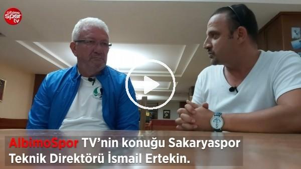 'Sakaryaspor Teknik Direktörü İsmail Ertekin'den Şampiyonluk Sözleri