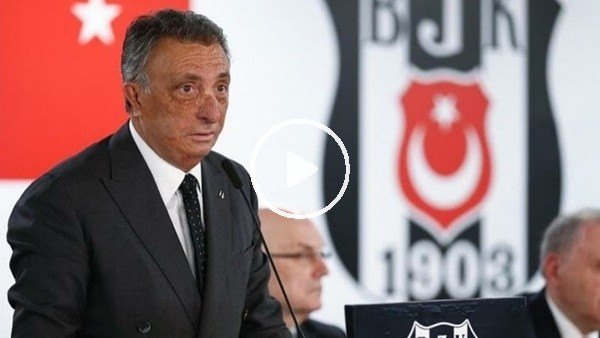 """'Ahmet Nur Çebi: """"Süleyman Seba, İyi ki Beşiktaş'a başkanlık yapmış"""""""