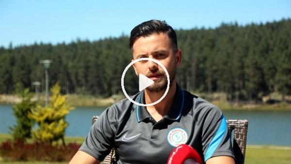 """Engin Bekdemir: """"Çaykur Rizespor'da başarılı olmak istiyorum"""""""