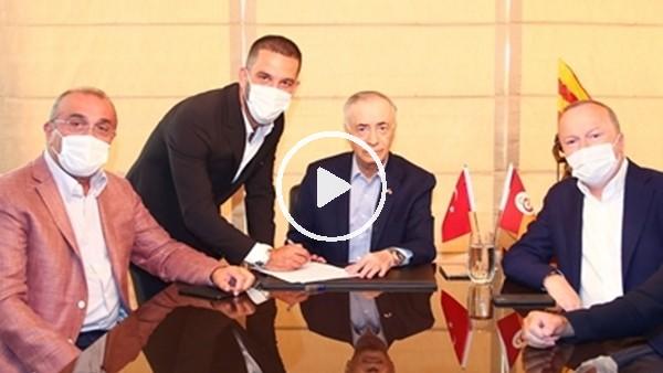 "'Mustafa Cengiz: ""Arda Turan boş mukaveleye imza attı"""