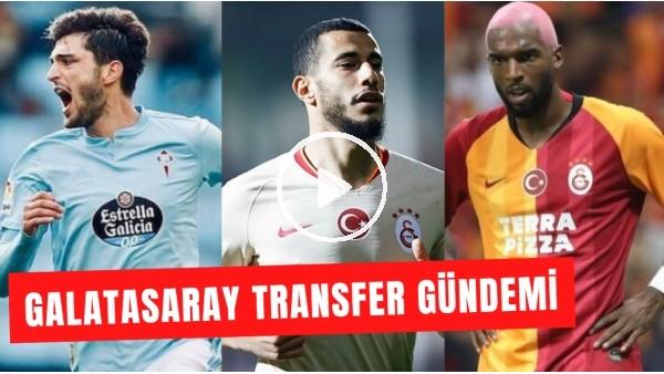 'Galatasaray Transfer Gündemi | Okay Yokuşlu Gelecek Mi? | Belhanda Ve Babel Gidiyor Mu?