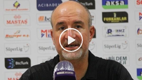 """'Ersan Parlatan: """"Penaltı golünden sonra oyundan düştük"""""""