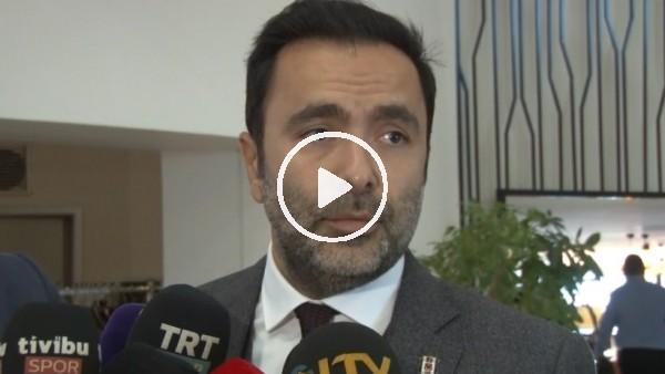 """'Emre Kocadağ: """"Aboubakar liste başında değil, Kalinic ve başka alternatifler var"""""""
