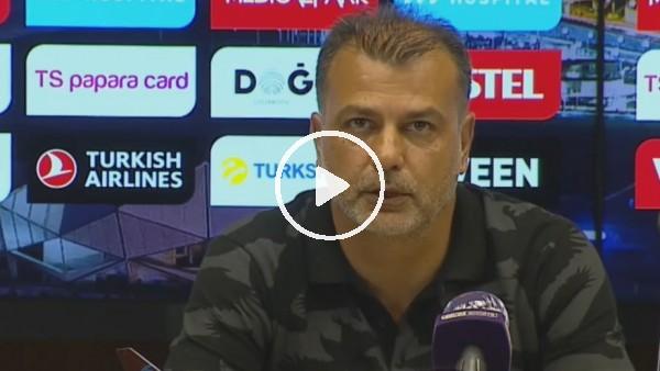 """'Murat Şahin: """"Görüşme halinde olduğumuz futbolcular var, takıma yavaş yavaş katılacaktır"""""""