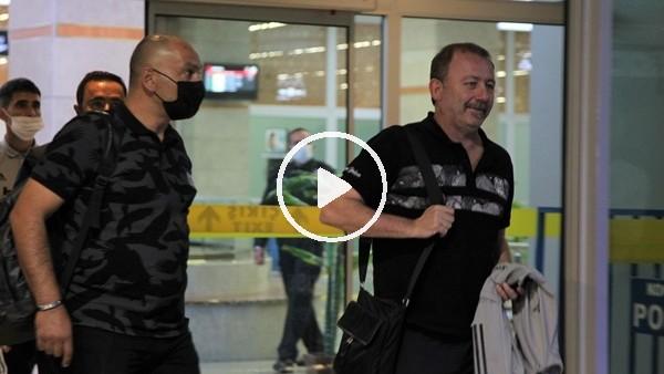 'Beşiktaş kafilesi Konya'ya geldi