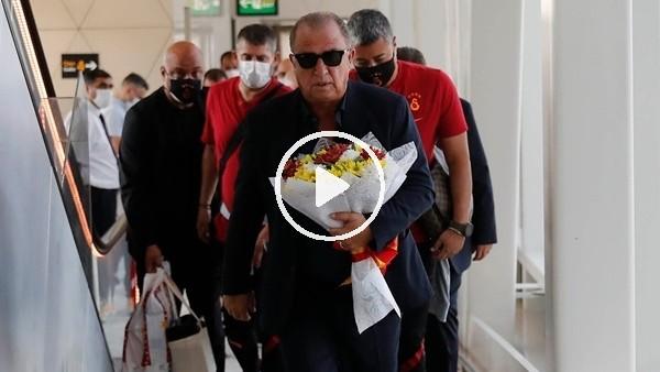 'Galatasaray'a Azerbaycan'da sevgi seli!