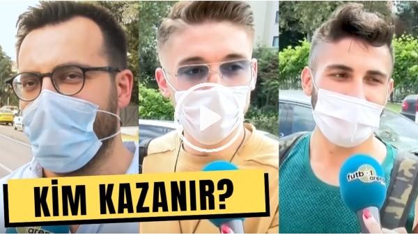 'Başakşehir - Galatasaray Maçını Kim Kazanır? #FutbolArenaSokakta