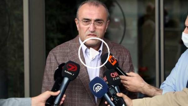 """'Abdurrahim Albayrak: """"Derbiden önce hakem polemiğine girmek istemiyorum"""""""