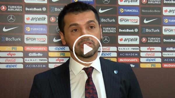 """'Hüseyin Üneş: """"Önümüzdeki süreç Türk futbolu için zor olacak"""""""