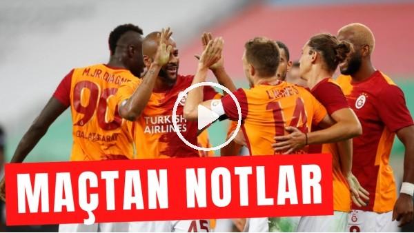 'Neftçi Bakü - Galatasaray Maçından Notlar | Emre Eren Aktardı