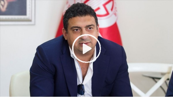 'Ali Şafak Öztürk, Nazım Sangare transferi hakkında konuştu
