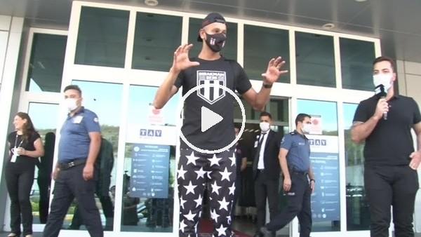 'Josef de Souza, İstanbul'a geldi