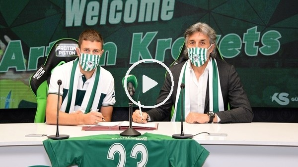 'Konyaspor'da 3 imza birden