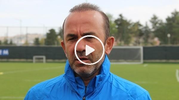 """'Mehmet Özdilek: """"Kadromuza 2-3 oyuncu daha katacağız"""""""