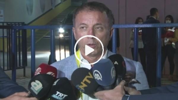 """'Mustafa Özat: """"Bu ligde kalıcı olmak istiyoruz"""""""