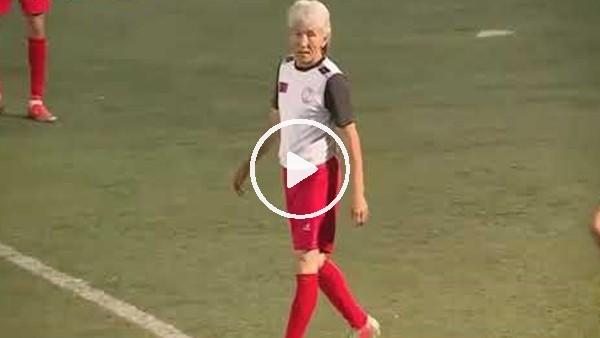 54 yaşındaki futbolcu Khandsuren Oyunbileg!
