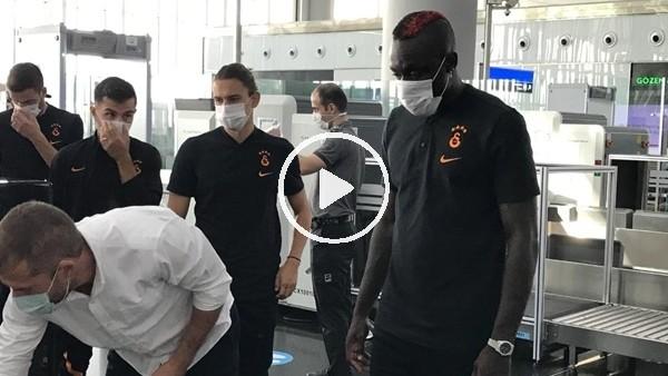 'Galatasaray, Bakü'ye gitti