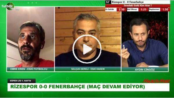 'Fenebrahçe'ye Verilen Penaltı Kararı Doğru Mu? Selçuk Dereli Yorumladı
